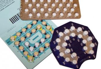Спираль или оральные контрацептивы?