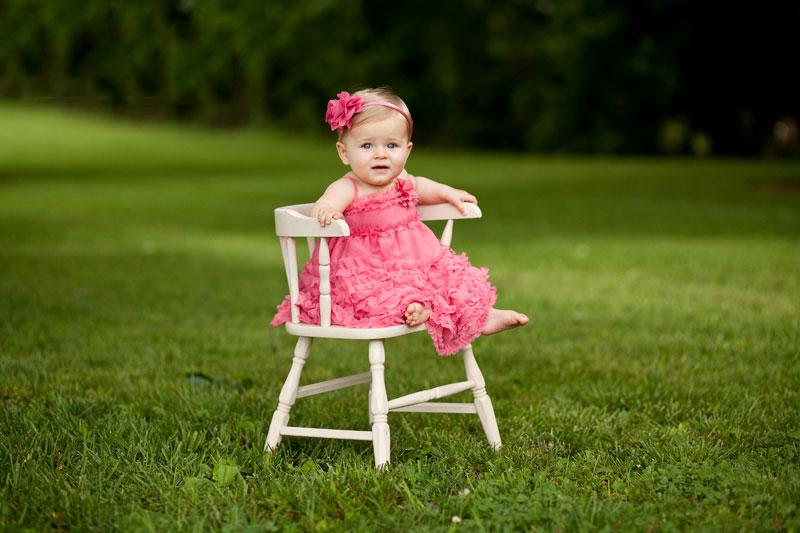 Ребенок в девять месяцев - развитие и навыки