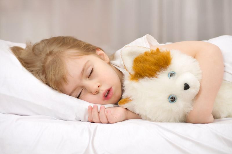 Ребёнок говорит во сне