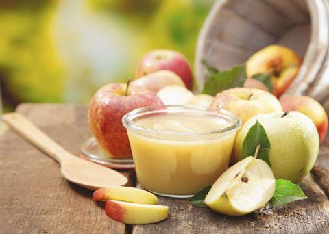 Как приготовить яблочное пюре для грудничка