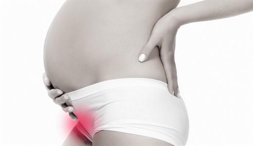 Боли в лобковой кости при беременности