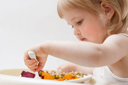 Прикорм: меню ребенка в три годика