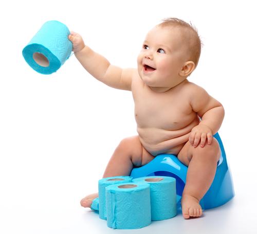 Анальная трещина у ребенка